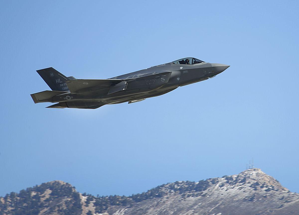 Lockheed's F-35, North Korea Threat Push World Arms Sales Higher