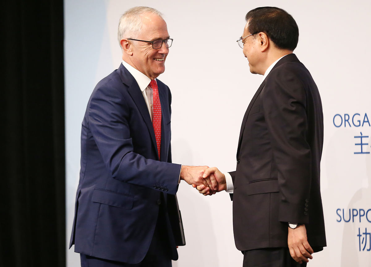 China Put on Notice by Australia's Anti-Interference Laws