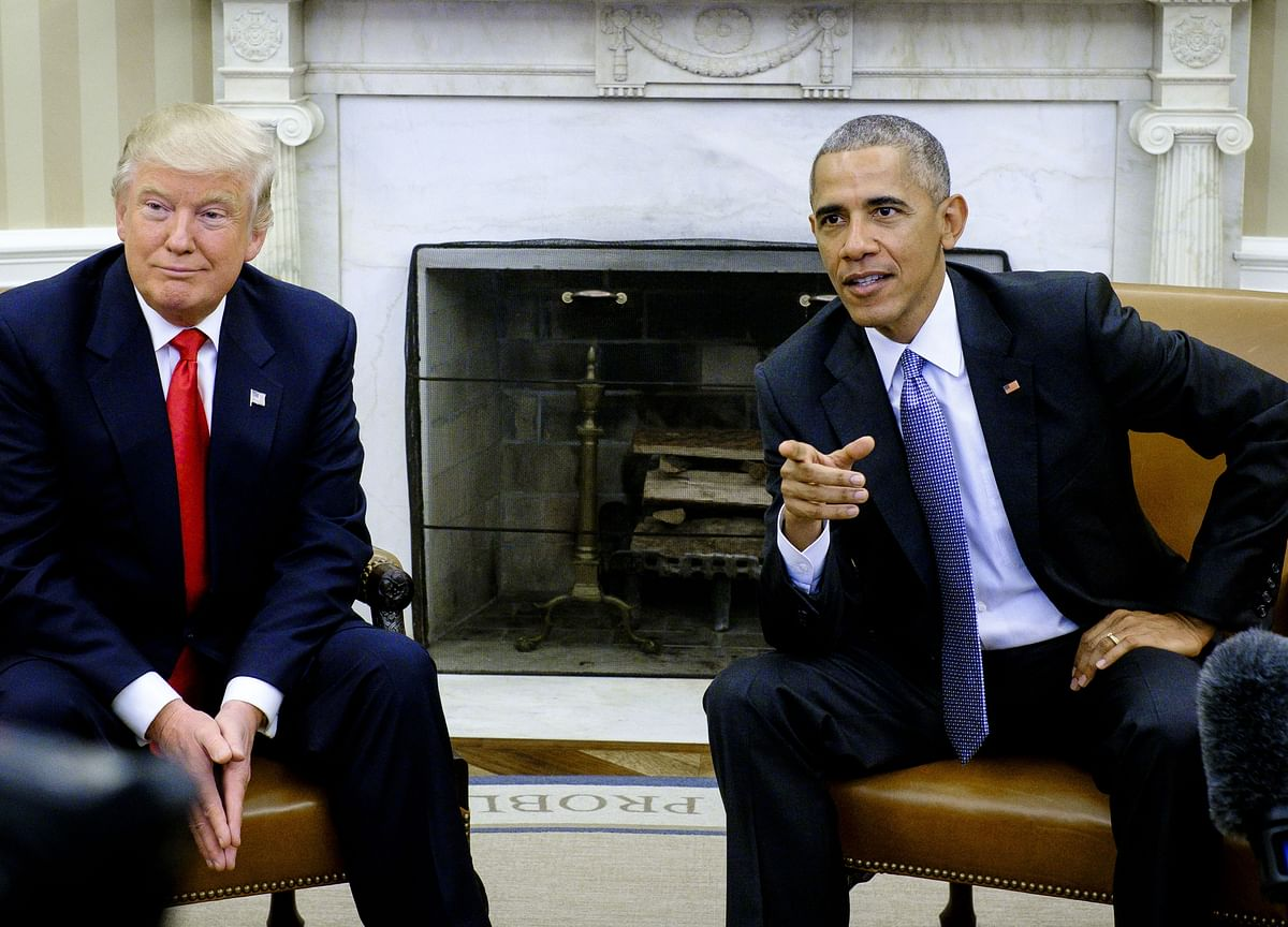 Obama Tops Trump as Most Admired, Gallup Poll of Americans Finds