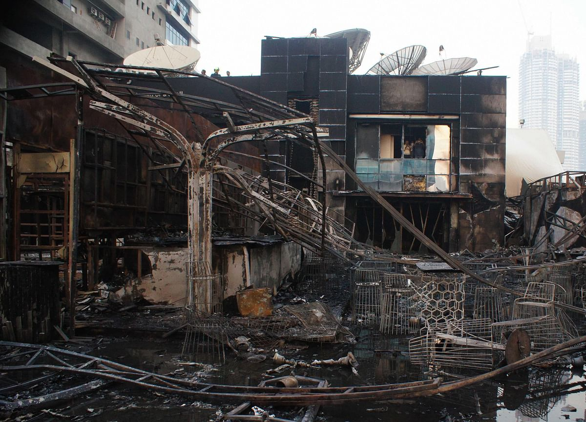 Mumbai: Owners Of Kamala Mills Compound Discharged In 2017 Fire Case