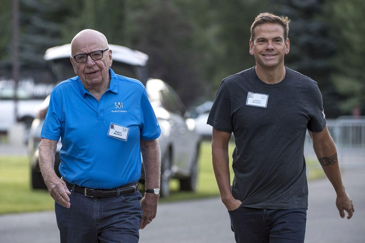 Disney's Deal for Fox Gives Rupert Murdoch a $4 Billion Victory