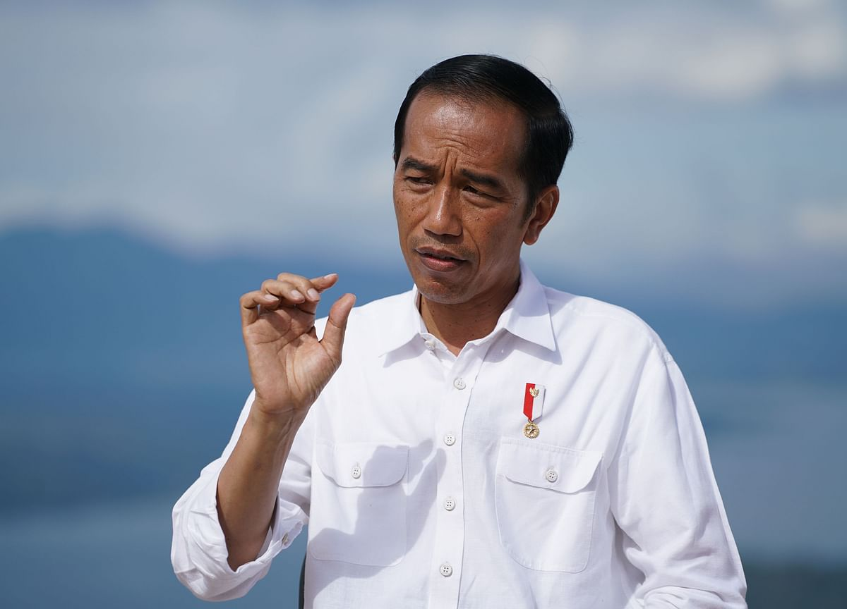 Jokowi Declared Winner of Indonesia Vote as Rival Rejects Result