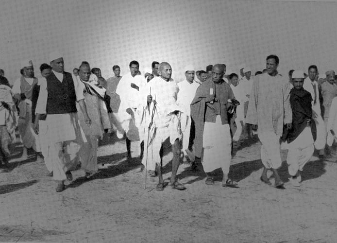 Imagine a Palestinian Movement Led by Gandhi