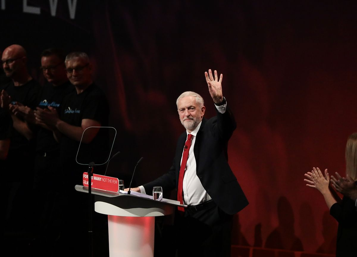 Corbyn Signals Labour Could Be Open to Second Brexit Referendum