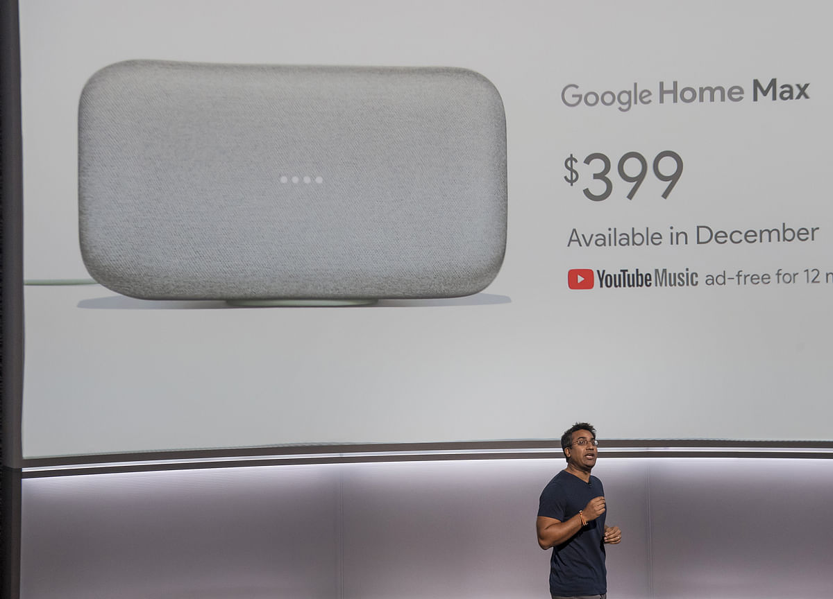 Would You Buy a $400 Smart Speaker from Google?