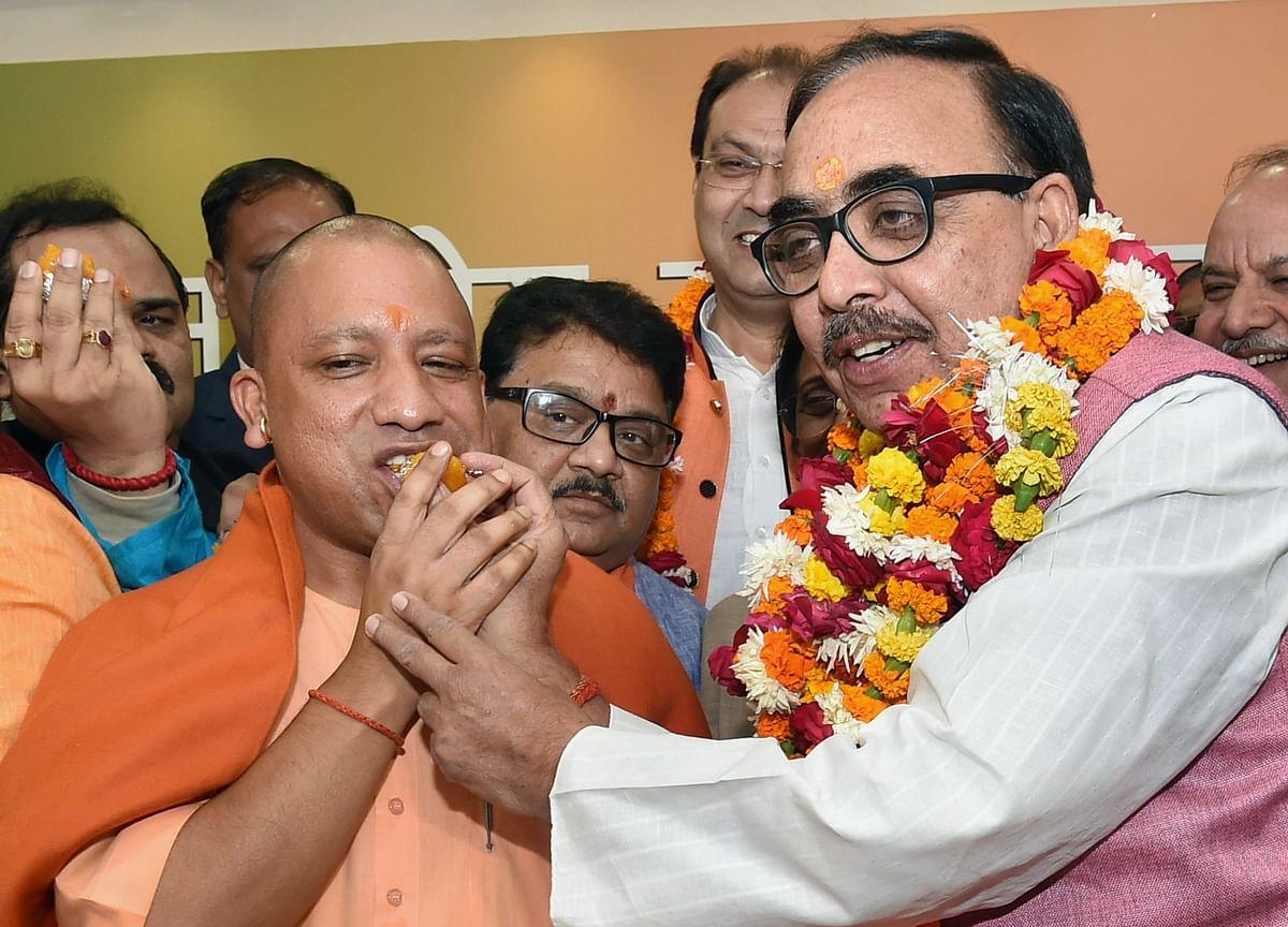 BJP Sweeps Uttar Pradesh Civic Polls, Congress Loses In Amethi