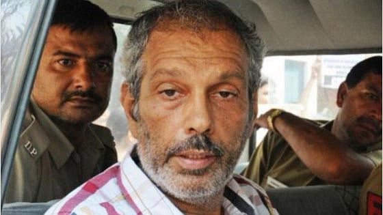 File photograph of Kobad Ghandy. (PTI Via The Quint)