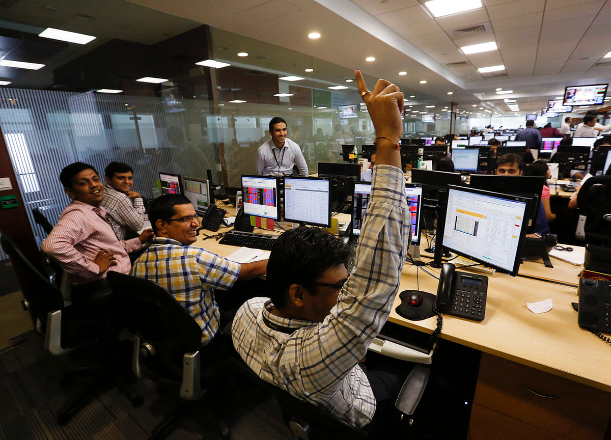 Investors Bet on Earnings, Growth as Indian Stocks Hit New Highs