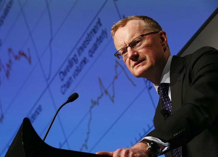 RBA's Lowe Warns Central Banks Can't Save World Economy Alone