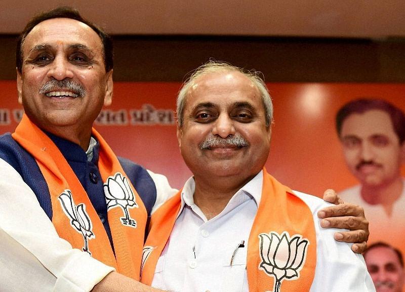 'Displeased' Gujarat Deputy Chief Minister Nitin Patel Yet To Take Charge Of Portfolios