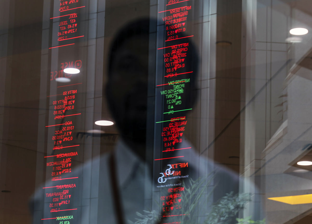 Fed Move, Political Risk Spark Gain in India Fear Gauge: Chart