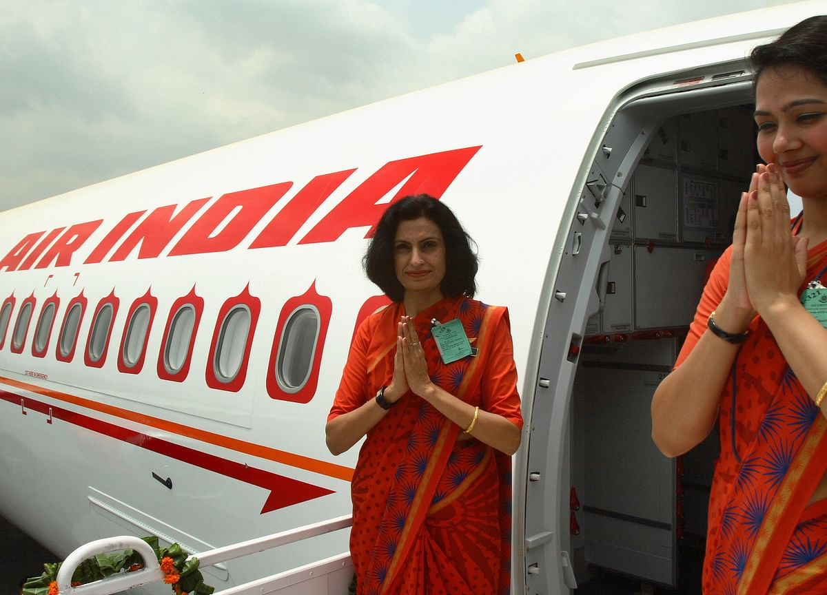Government Eyes $1 Billion From Air India Sale