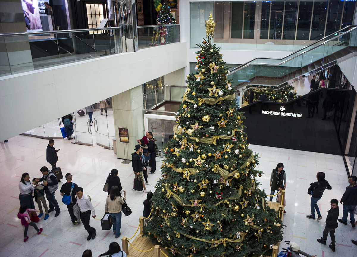 Hong Kong Braces for More Disruption After Christmas Protests