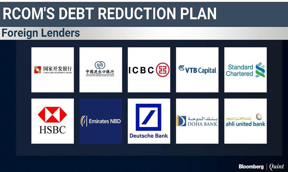 RCom To Exit Debt Recast Plan With Zero Write-Offs To Lenders