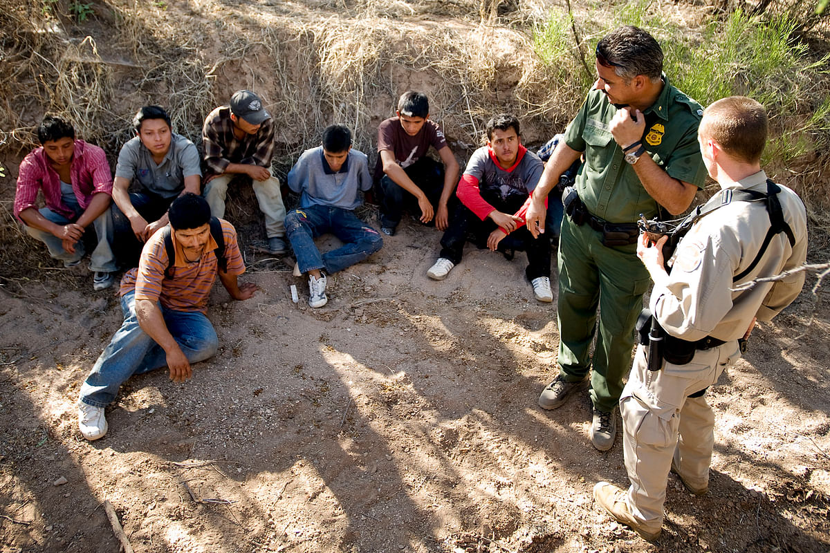 Trump Sends Fewer Mexicans Back Home Despite Deportation Talk