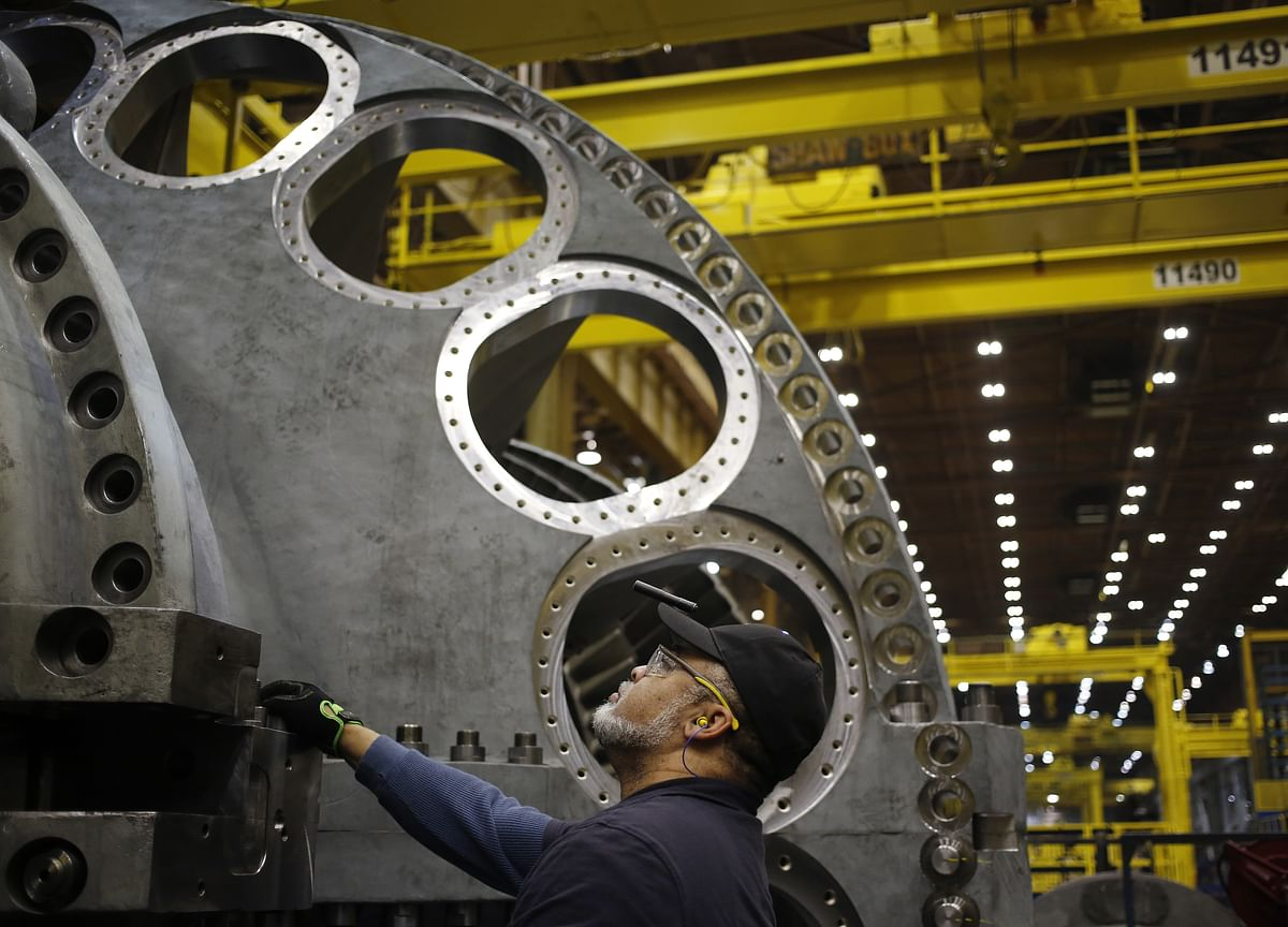 Capital Goods Makers Show Signs Of Rebound