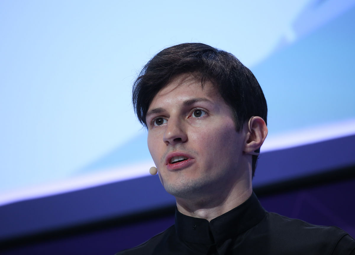 Cryptic Russian Crusader Says His $5 Billion App Can't Be Bought
