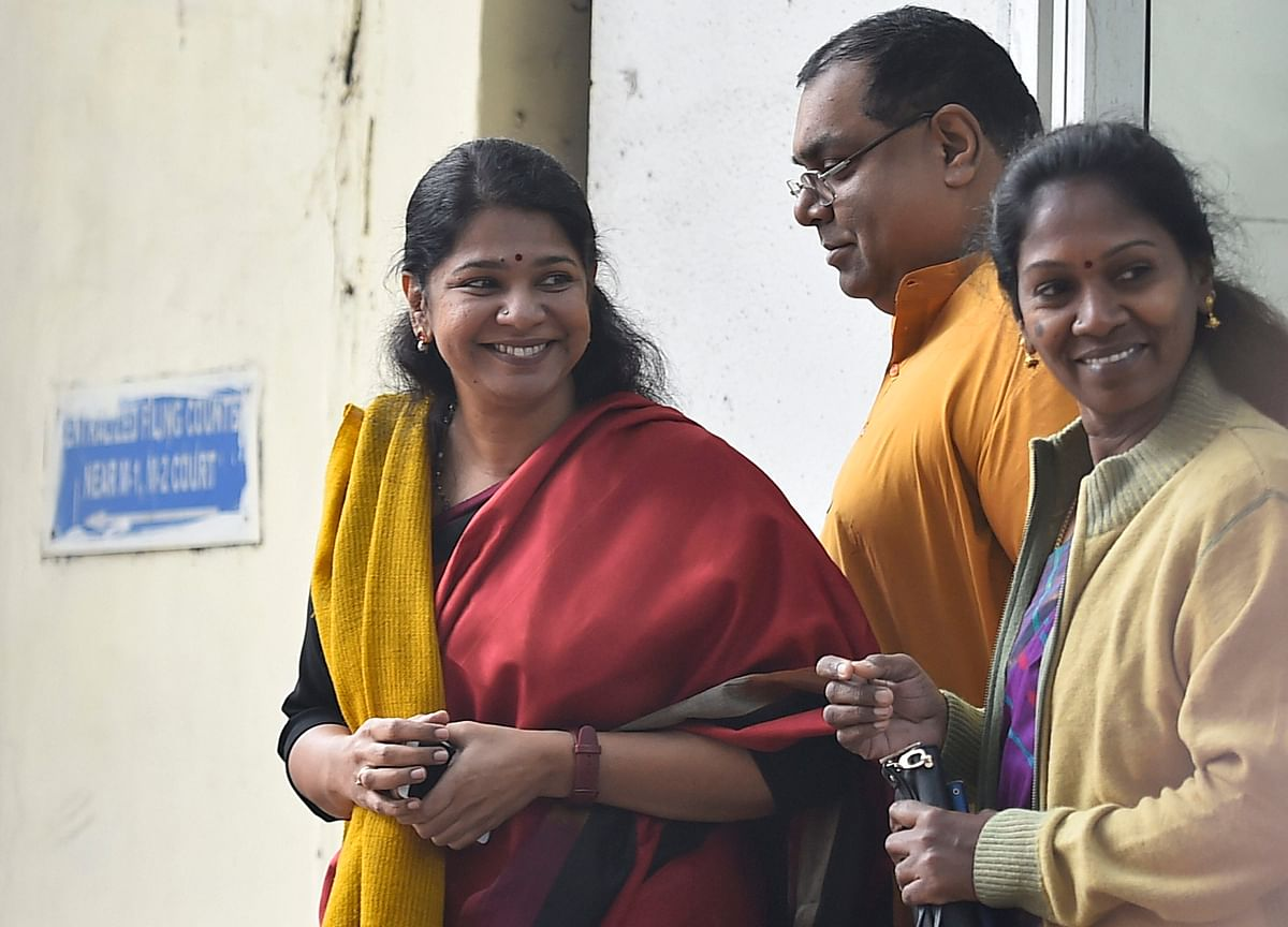 Former Telecom Minister A Raja, Kanimozhi Acquitted In 2G Scam Case