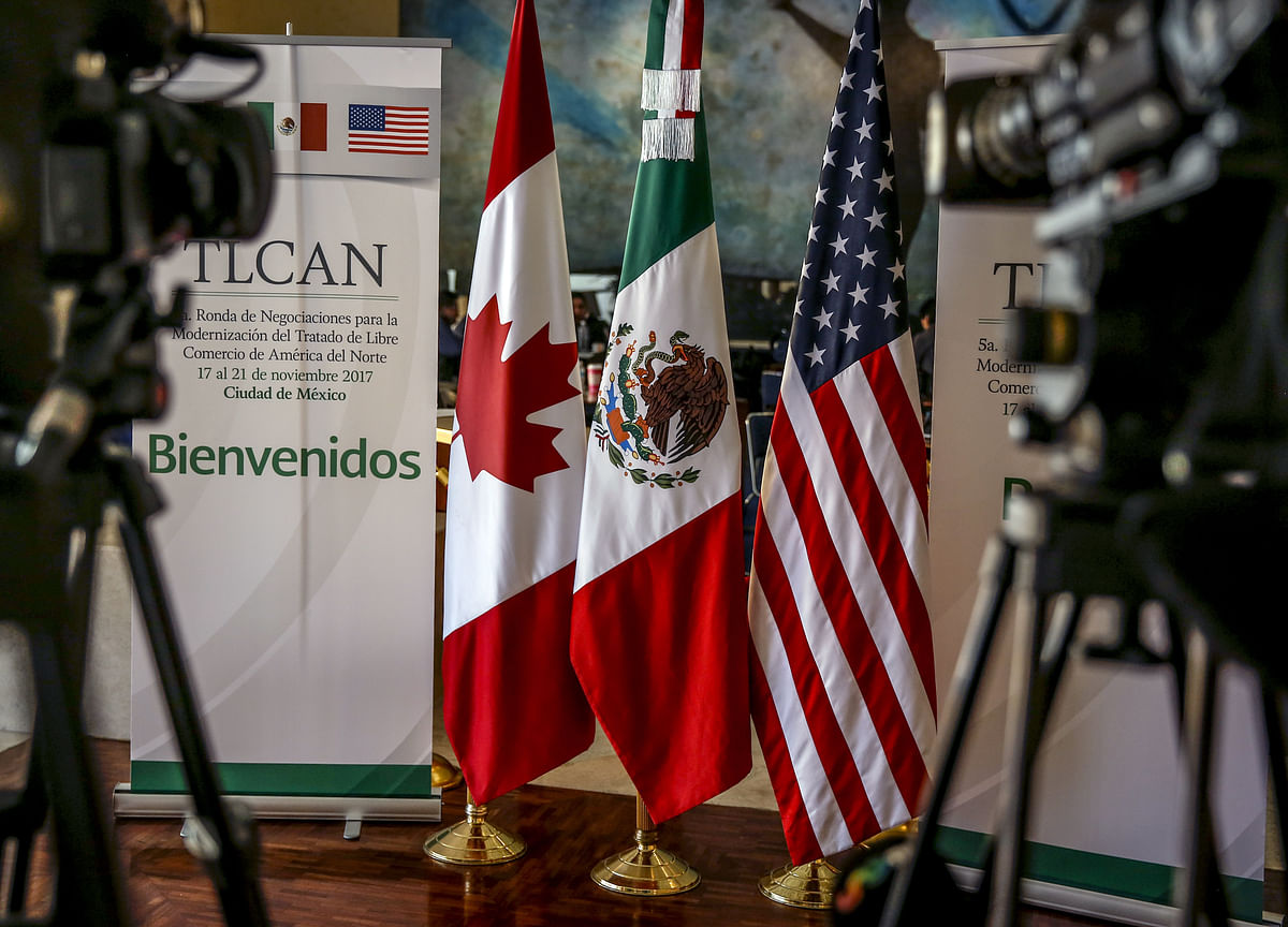 Mexico Is Said to Make U.S. Offer in Bid to Get Nafta Deal