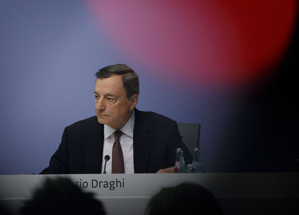 Let's See How Mario Draghi Digs Himself Out of This Hole