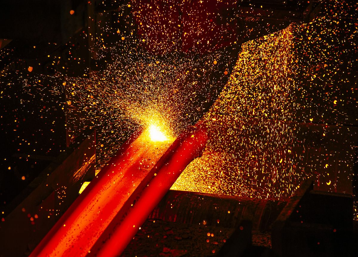 What Beaten-Down Valuations Of Steelmakers Reveal
