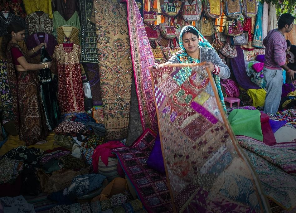 From Jewellery To Handicraft, India's Labour-Intensive Exports Are Struggling