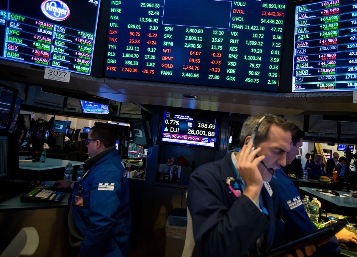 Stocks Close Near Session Lows as Nasdaq 100 Drops: Markets Wrap