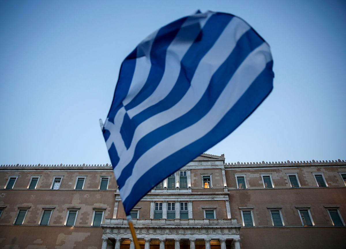 Greek Saga Ends With the Closing of IMF's Office in Athens