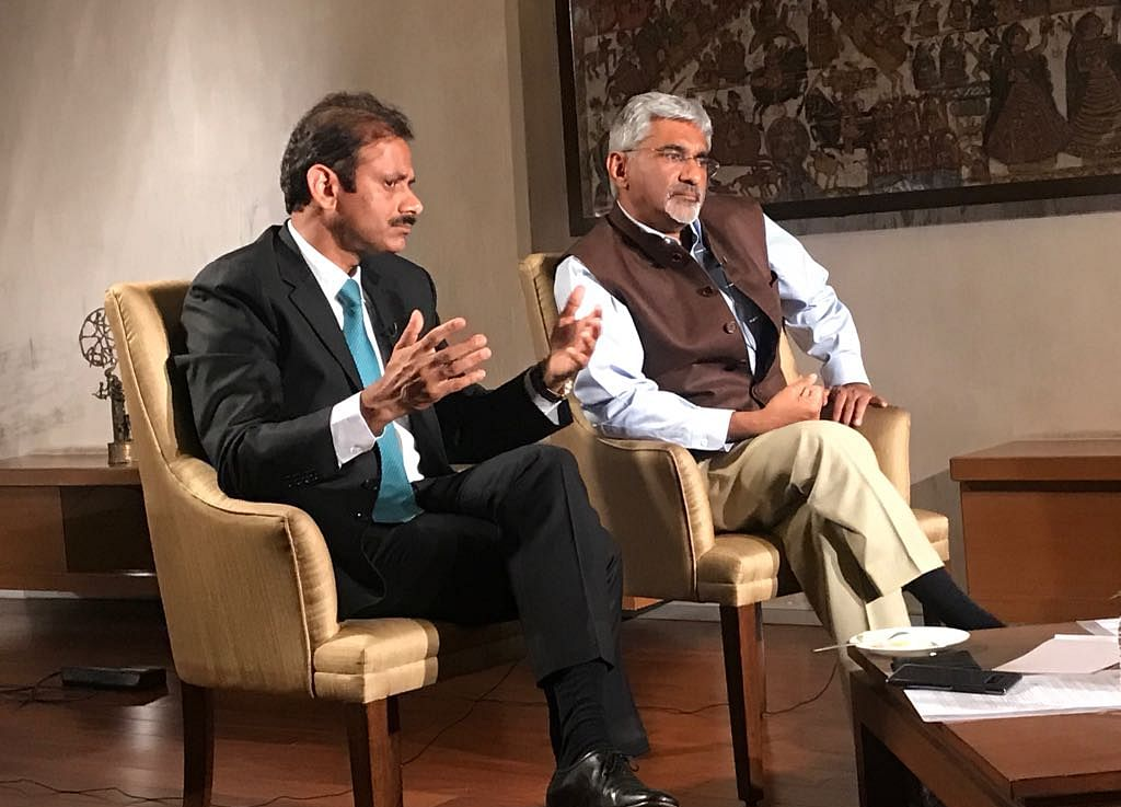 Retail Banking Priority For IDFC Bank-Capital First Combine, Say Rajiv Lall And V Vaidyanathan