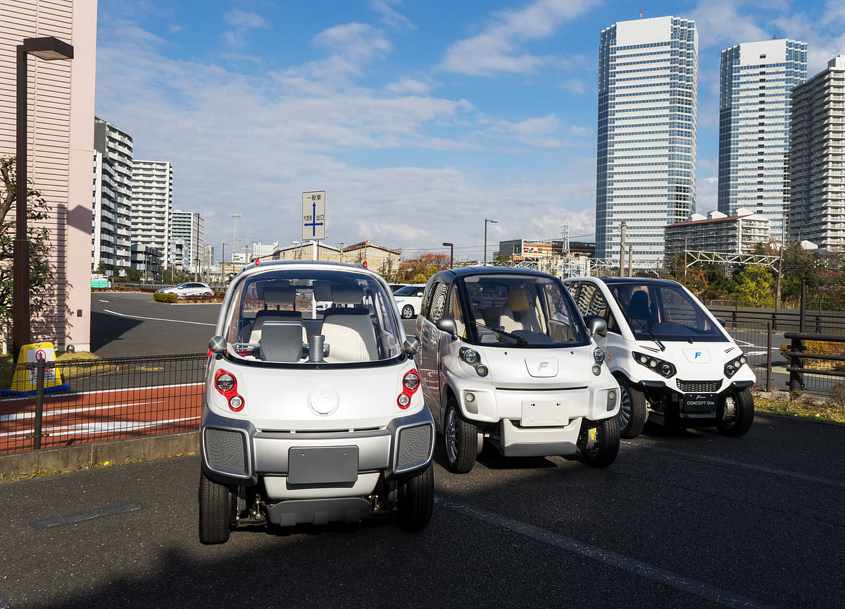 Deadly 2011 Tsunami Inspires One Man to Build Floating Electric Car