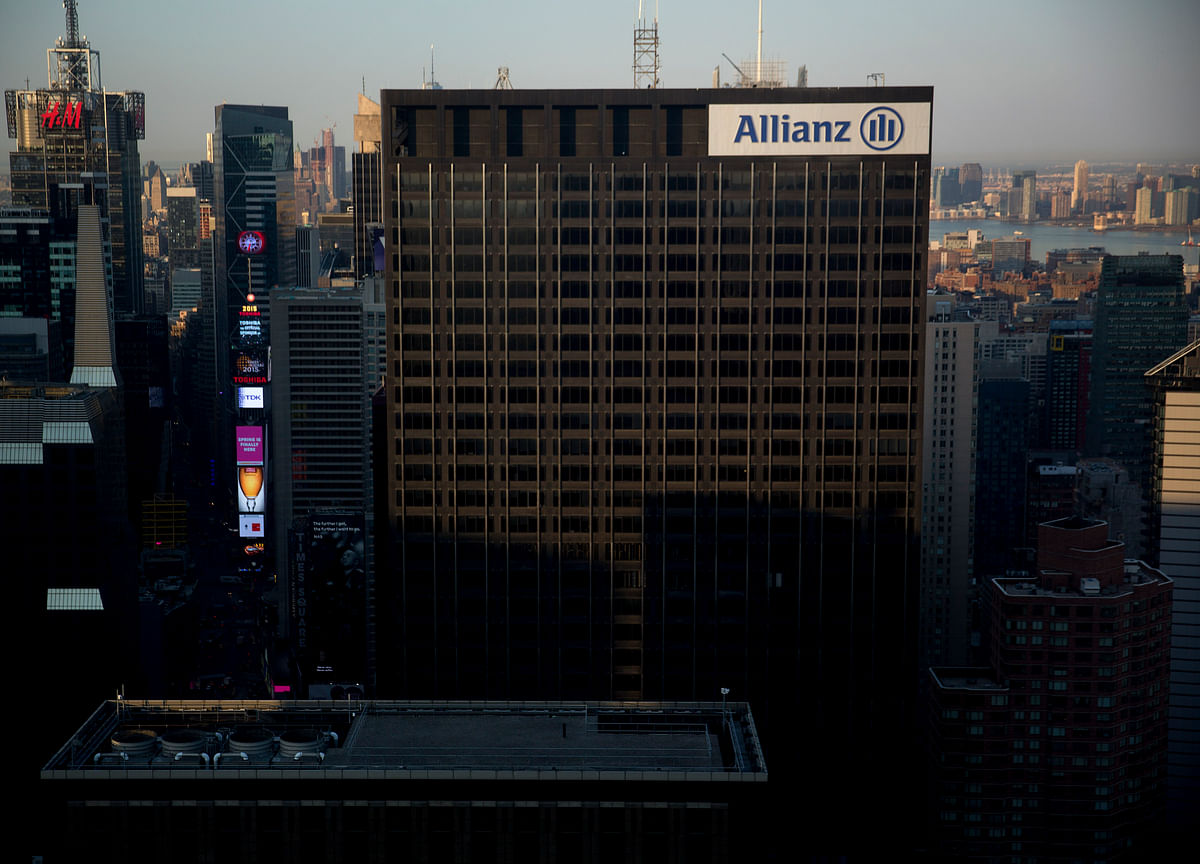 Allianz Profit Climbs As Key Unit Reverses Investor Flight
