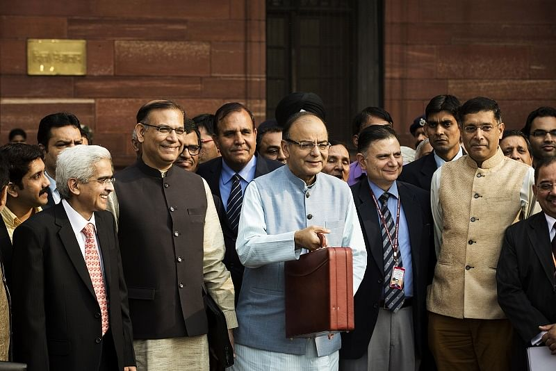 Union Budget of India Historical Timeline
