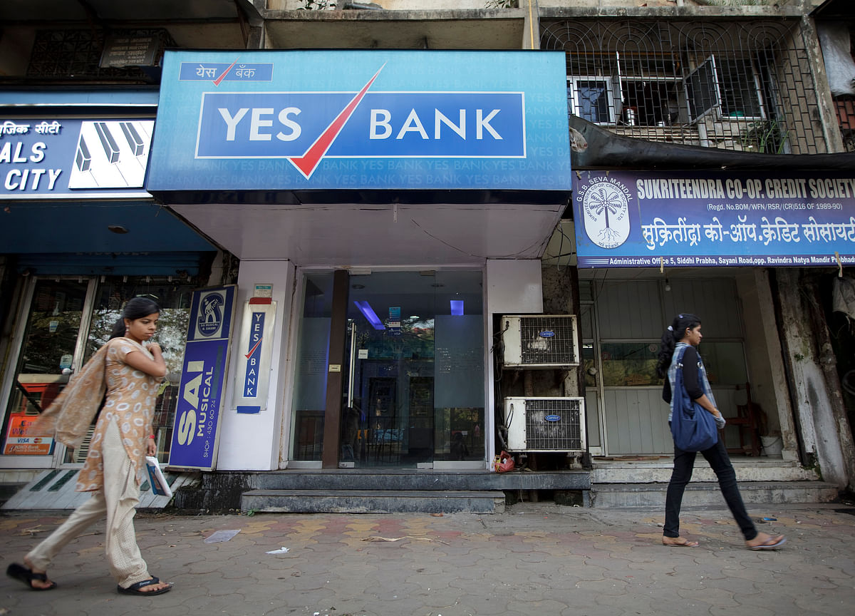 Yes Bank's Co-Founders Bury The Hatchet After A Decade-Long Feud