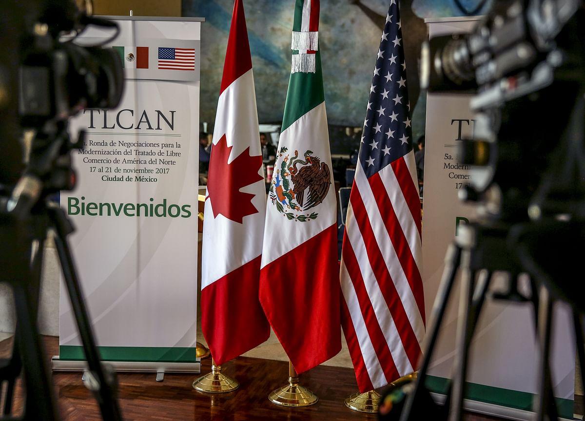 Nafta Deal Unlikely This Week, Raising Tariff Fears
