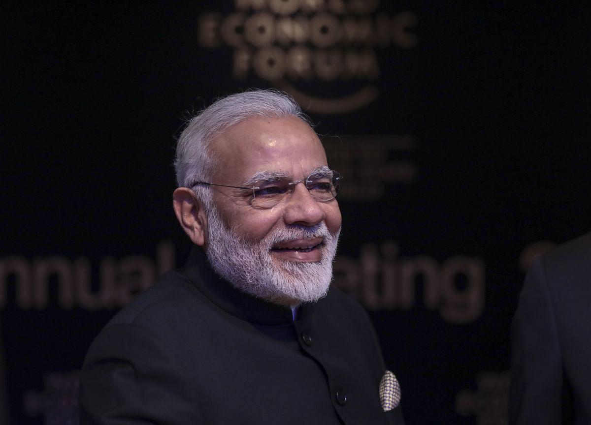 Modi Courts Investors With Plans for $5 Trillion Economy