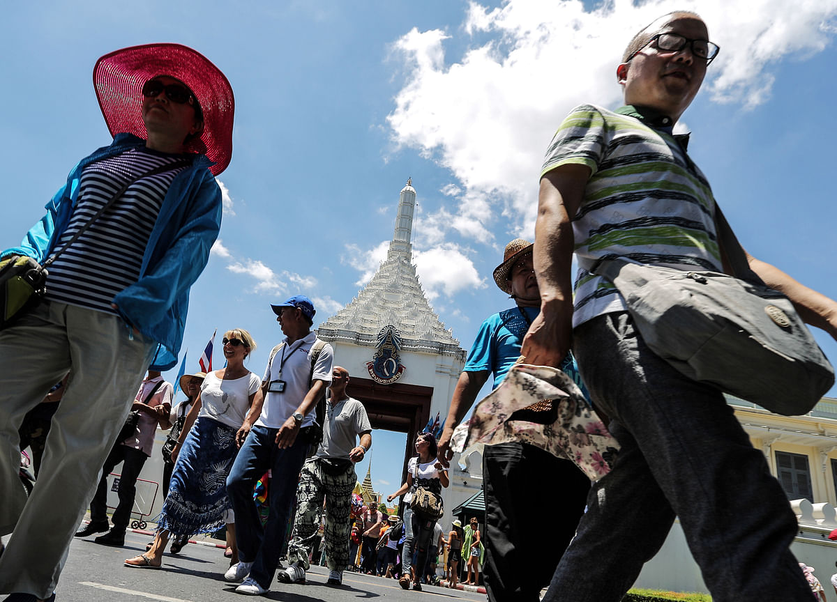 Thailand Just Got the Most Tourists Ever as Boom Continues