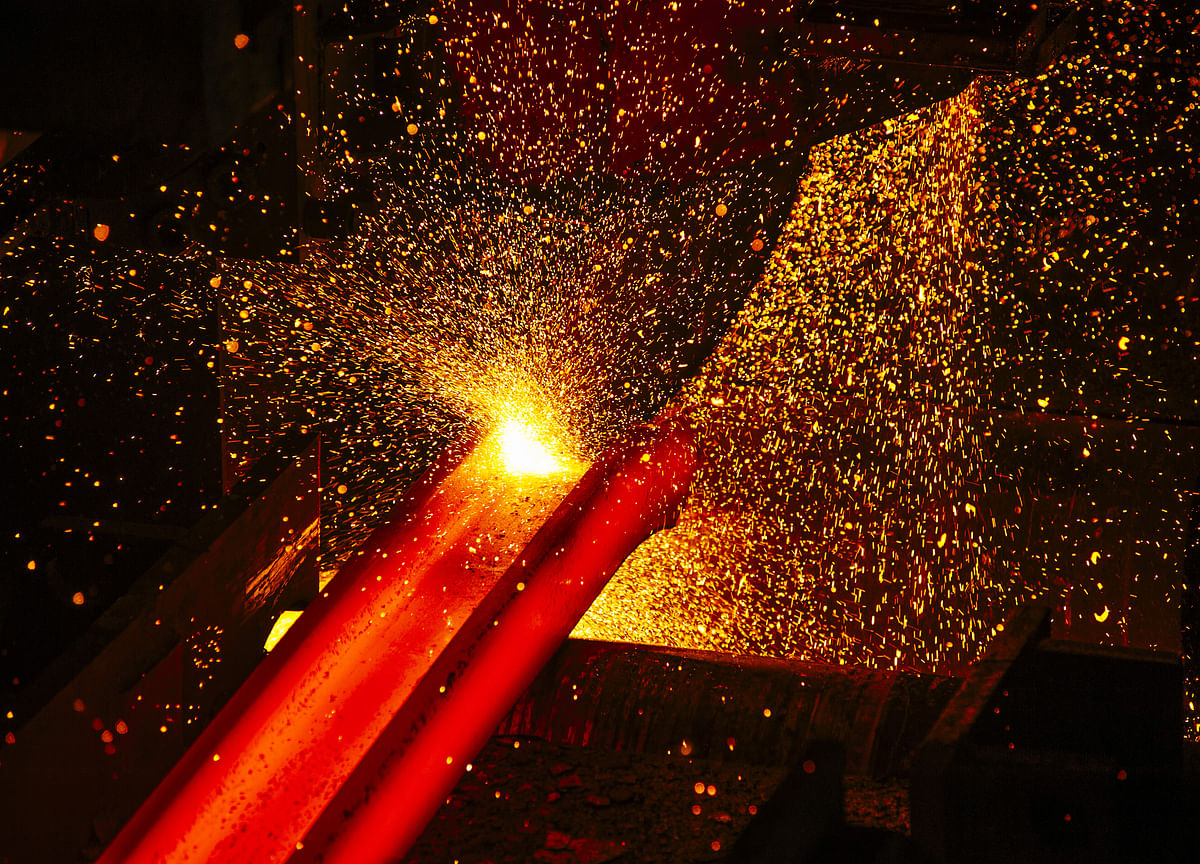 Brokerages Expect Steel Prices To Rise In April; CLSA, Nomura Upgrade JSW Steel