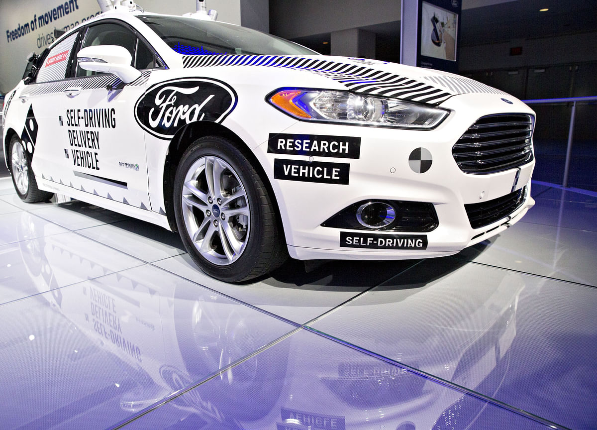Ford Cuts Loose From Cars After Years of Missing Margin Goal