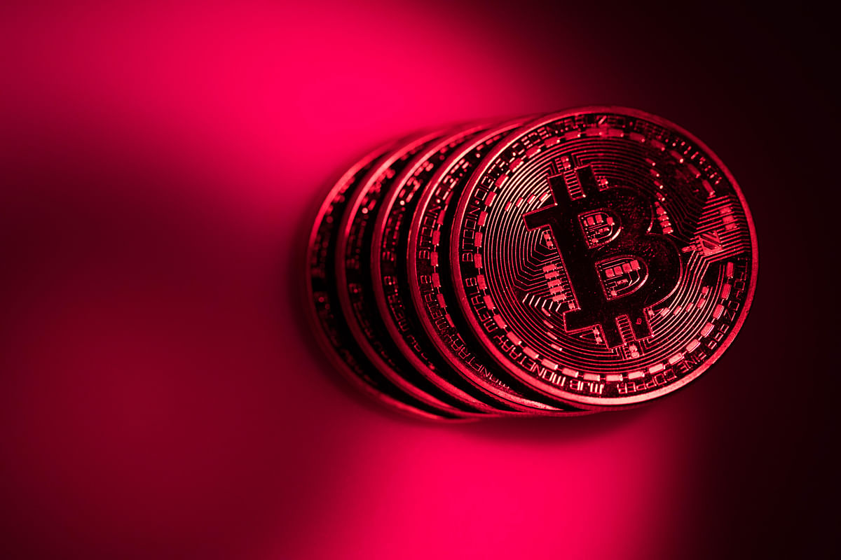 Bitcoin Bounces Off Session Lows After Dropping Below $30,000