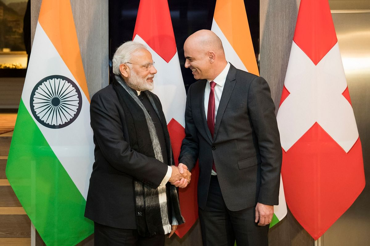 Modi Wants A Bigger Global Role For India