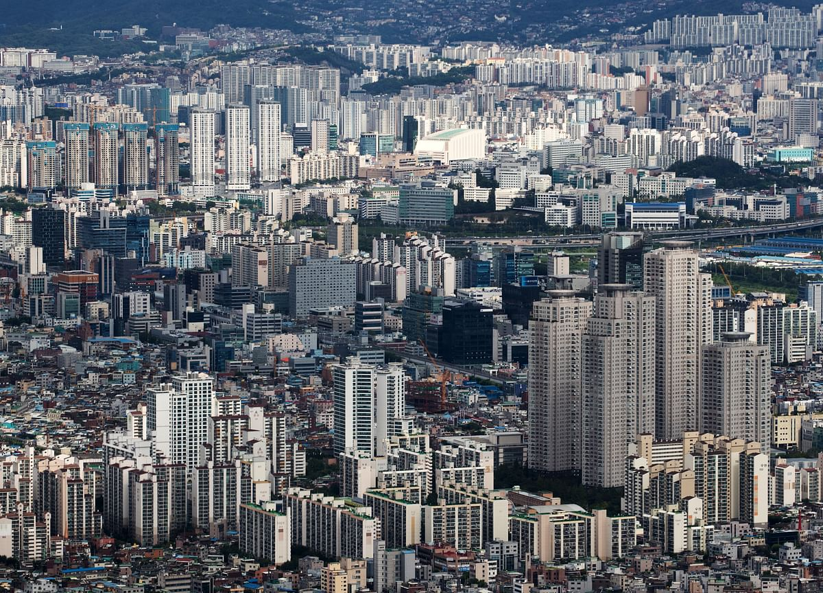 South Korea's Inflation Slows to Record Low in 2019