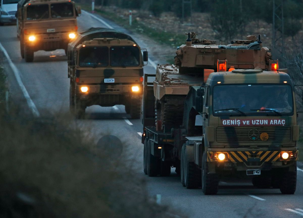 The U.S. Has to Back Turkey in Syria