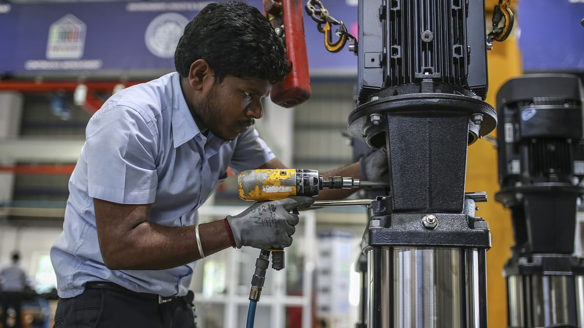 Aveek Mitra Thinks This Century-Old Engineering Company Is An 'Interesting Idea'