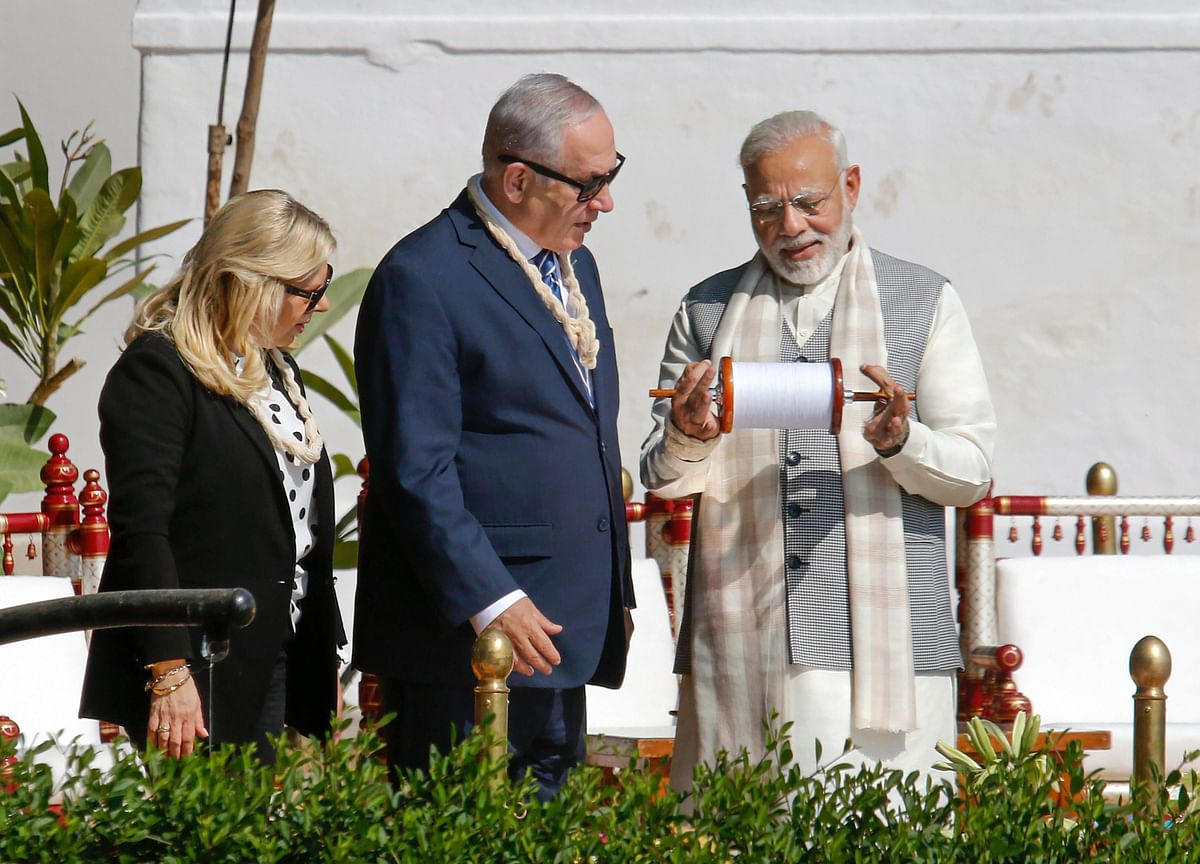 Modi Changing India Through Innovation, Says Israel Prime Minister Netanyahu