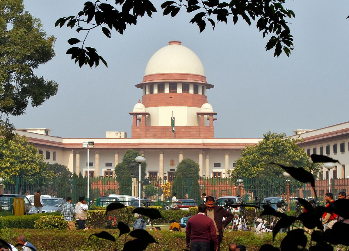 Supreme Court Takes Cognisance Of Infant's Death During Shaheen Bagh Protest