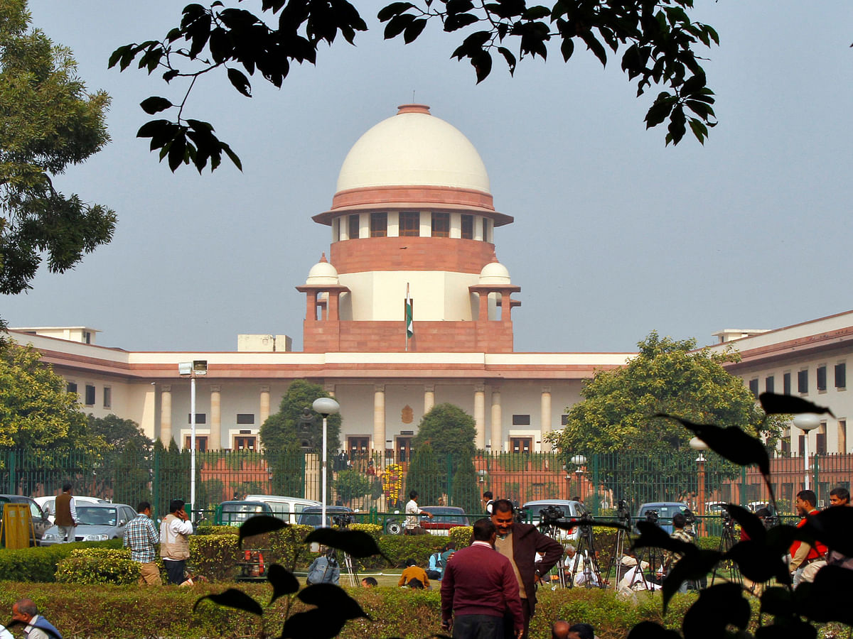 Supreme Court Demonstrates Proposed Module For Online Filing Of Cases