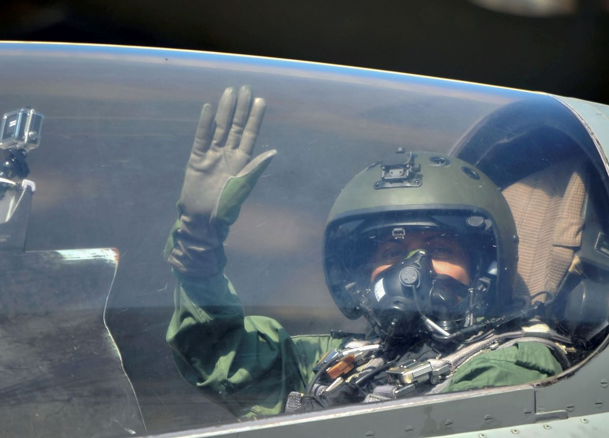 First Woman Defence Minister On Sukhoi, Sitharaman Breaks Records
