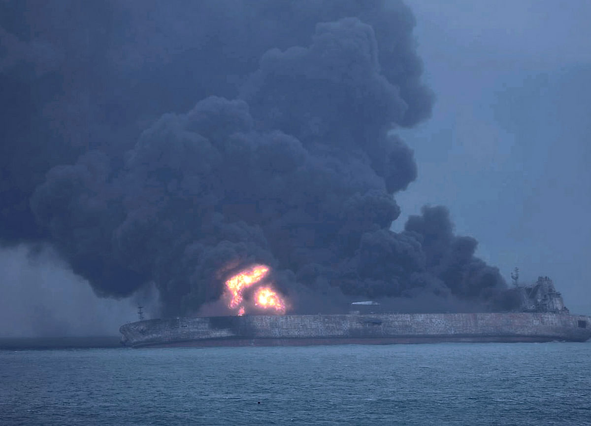 Huge Oil Spill Isn't China's Real Offshore Disaster