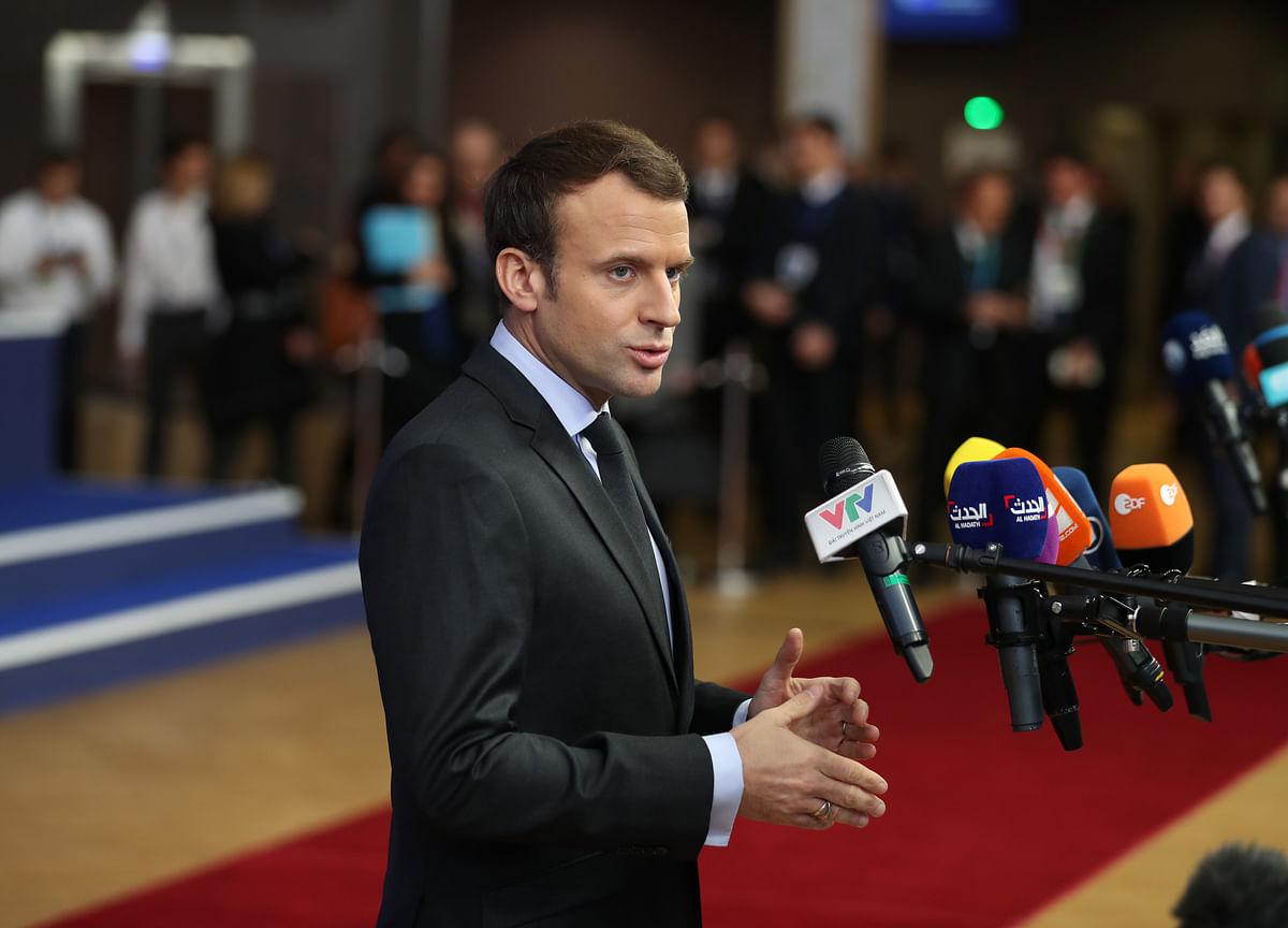 France Needs Emmanuel Macron to Succeed