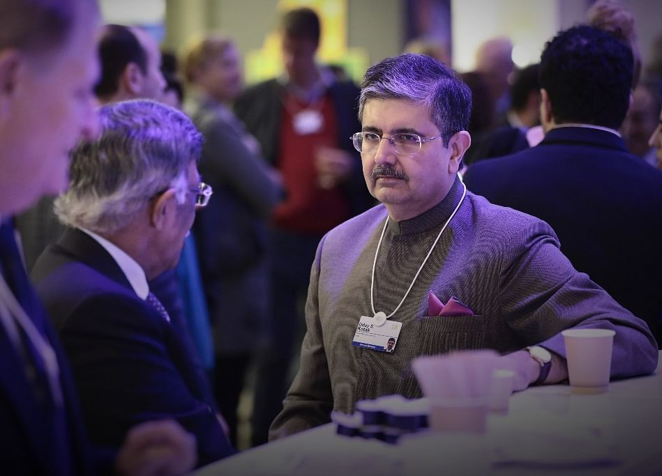 Davos 2018: Uday Kotak Says Allowing 100% Foreign Holding In Banks 'Not A Great Idea'